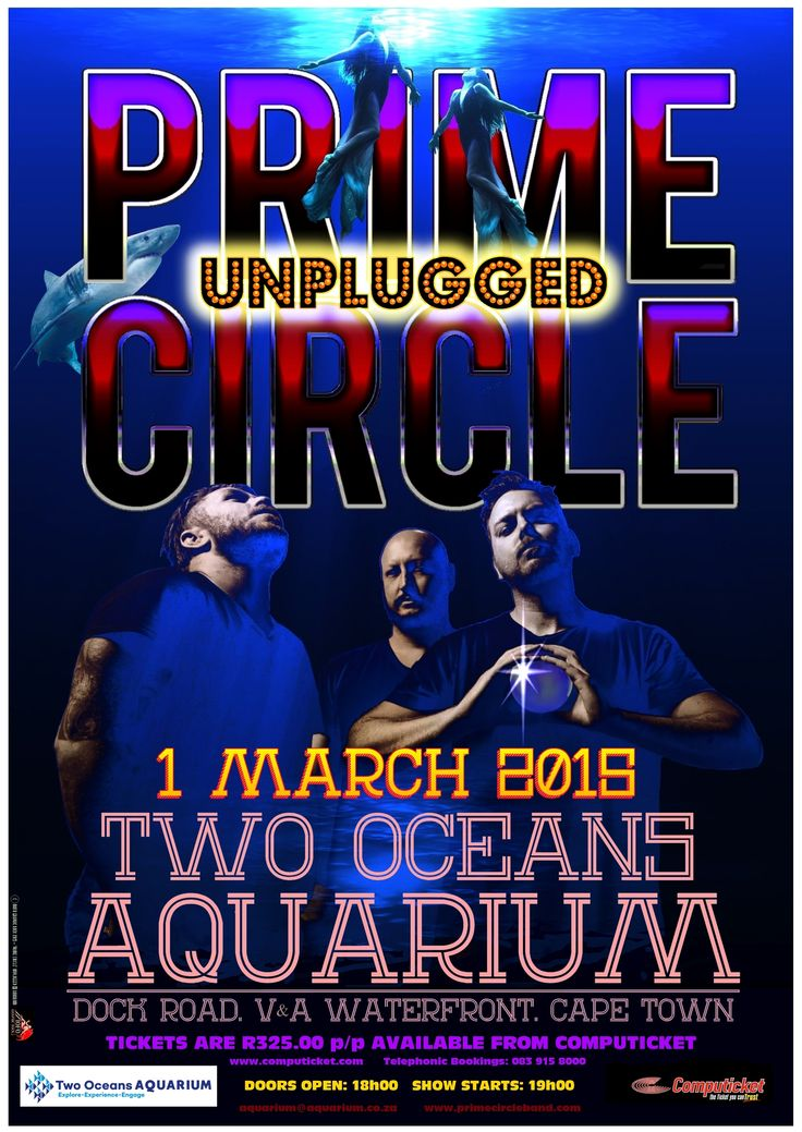 E-Flyer created by MoFo Graphic Rock for the S.A. rock-band 'Prime Circle'. (copyright Mofo Graphic Rock & Prime Circle). mofographicrock@gmail.com