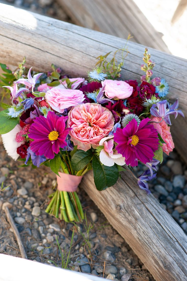 Bright Pink And Coral Bouquey Beautiful Wedding Flowers Bridal Bouquet Bridal Bouquet Summer