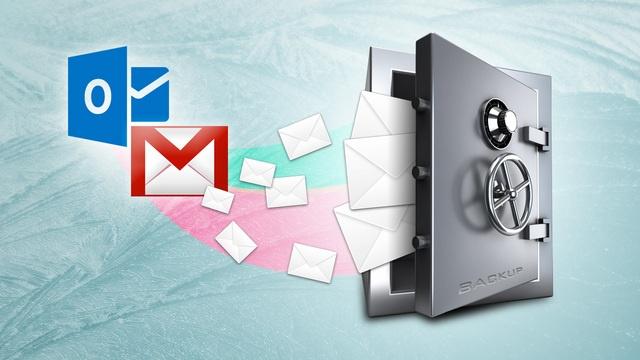 【メールバックアップ】GmailやOutlookでメールを丸ごとバックアップする方法