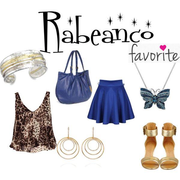 """Rabeanco"" by angeldiamond on Polyvore"