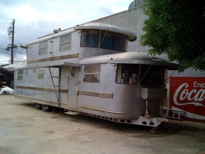 201 Pingl 233 Par Genowefa Sur Les Belles Caravanes Caravane