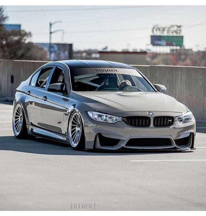 BMW F80 M3 Tan Stance Dapper