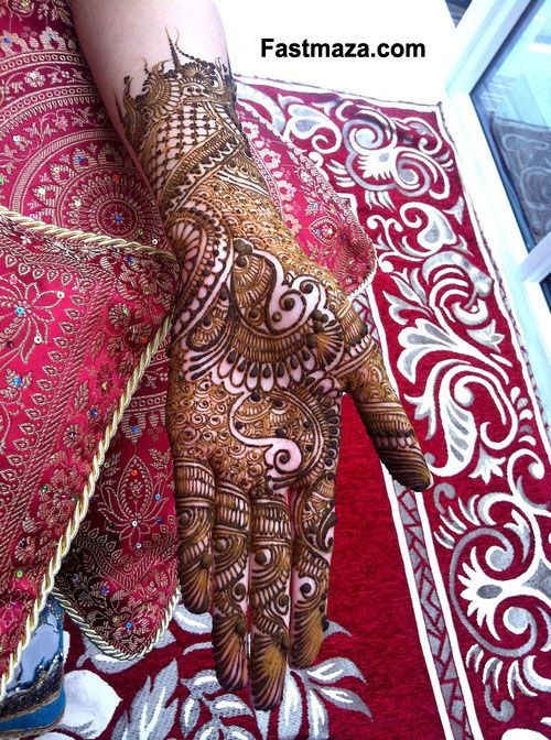 Mehndi Henna Ingredients : Best images about bridal mehndi in the world on