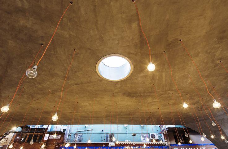 GAD ARCHITECTURE: BESIKTAS FISH MARKET