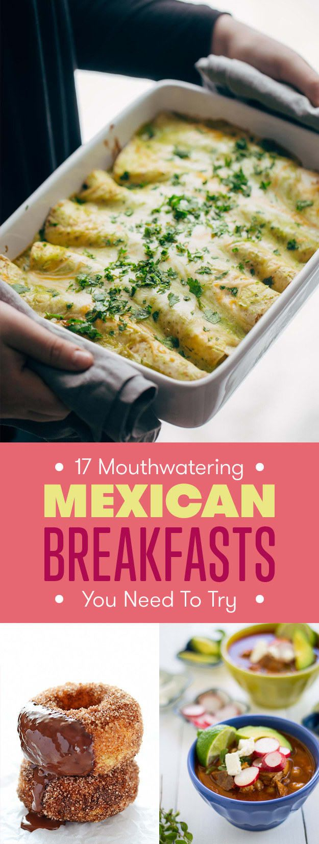 17 Mexican Breakfast Recipes That Will Spice Up Your Morning