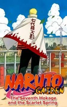 Naruto Gaiden: The Seventh Hokage Manga