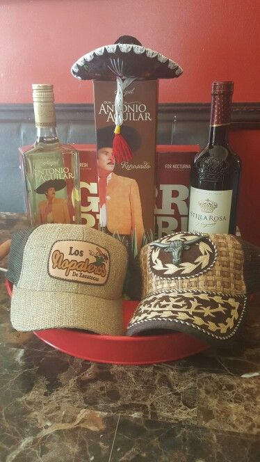 Father's day gift. For the Mexican dad who loves Antonio Aguilar. Back to his Roots!