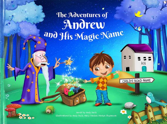 Premium personalised childrens story book for Boys or Girls. Make a child the star of there very own personalised story book. This is no ordinary