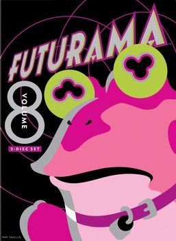 'Futurama: Volume 8' arrives on DVD and Blu-ray on Tuesday, December 10, 2013. Cast: Billy West, Katey Sagal, John DiMaggio, Tress MacNeille, Phil LaMarr, Maurice LaMarche, Lauren Tom