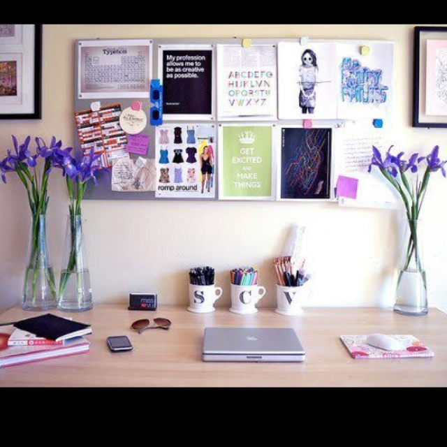 WorkspaceDecor, Ideas, Mood Boards, Offices Spaces, Inspiration Boards, Workspaces, Desks Organic, Home Offices, Desks Spaces