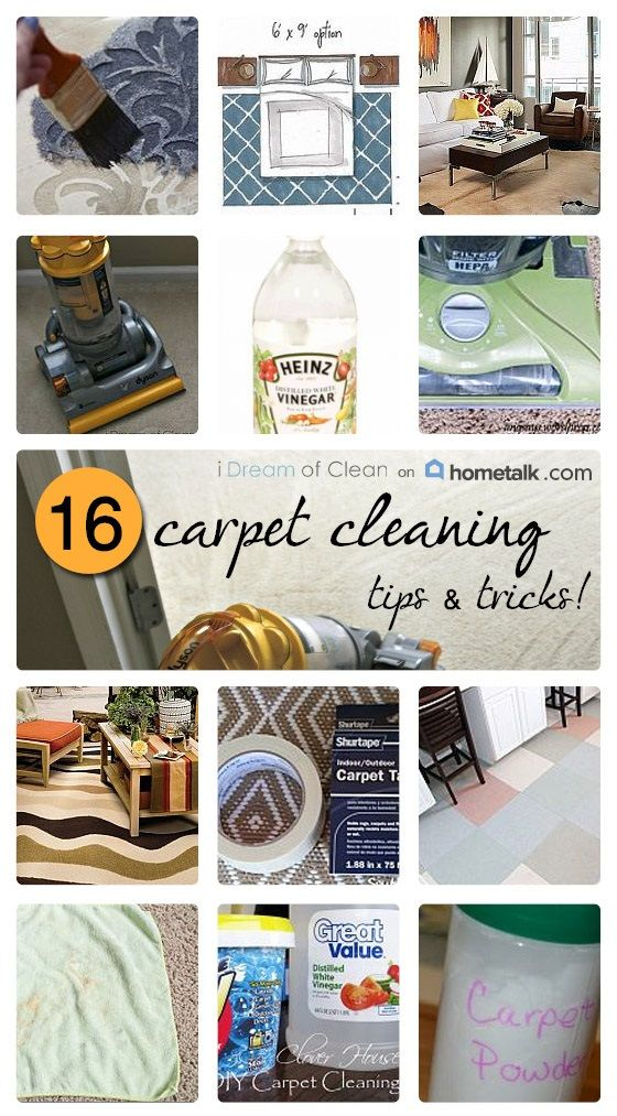 Carpet Cleaning Tips Tricks Christine Idreamofclean