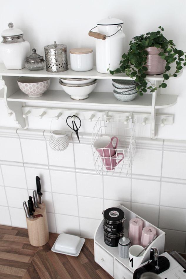 Frühlingsdeko Küchen-Styling myshelfie