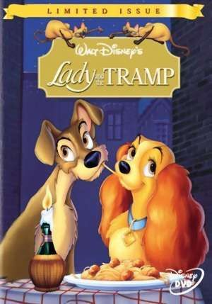 Lady and the Tramp. . . Probably my favorite Disney film ever. . .