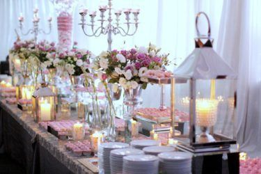 Pink Book Catering | JEM Catering and Events - Johannesburg Wedding Catering - Pink Book