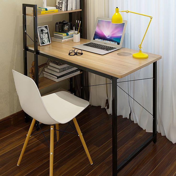 Computer Desk //Price: $673.99 U0026 FREE Shipping // #woodenaccessories