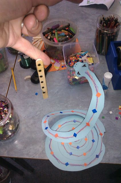 Egyptian Cobra crafts for children | Activities for Kids ...