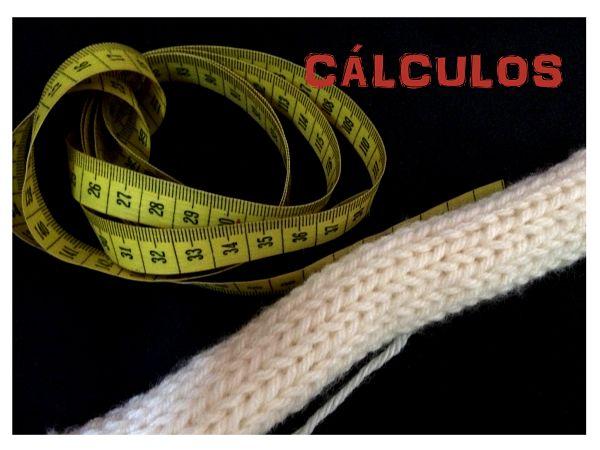 Como calcular de cms a puntos