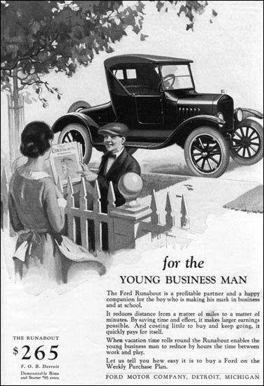 ЛЕГЕНДЫ АМЕРИКИ | Ford Model T. В 1920 году цена Форда Модели Т состовляла $260 - $310. В 1924 году продажи Модели Т составили половину объёма продаж автомобилей выпущенных в мире.