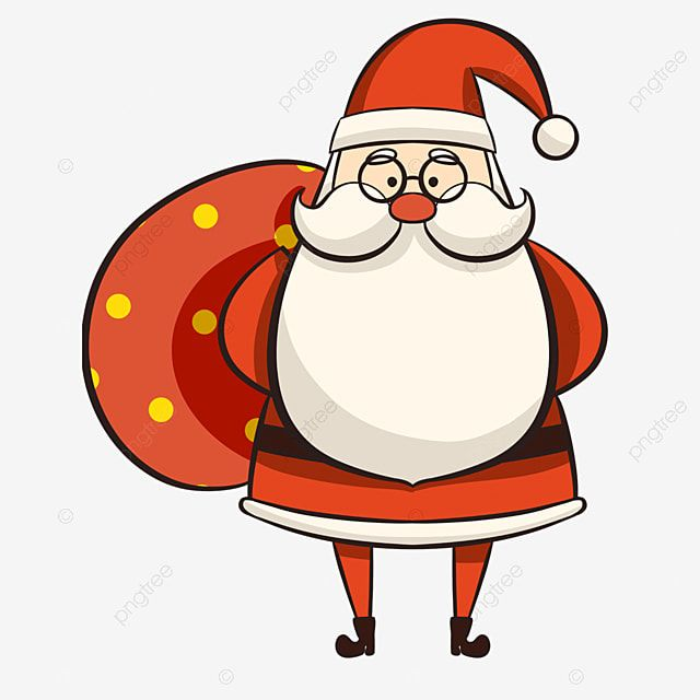 Santa Claus With White Beard Carrying Christmas Gifts Christmas Gifts White Beard Santa Claus Png Transparent Clipart Image And Psd File For Free Download In 2020 Santa Claus Christmas Gifts White Beard