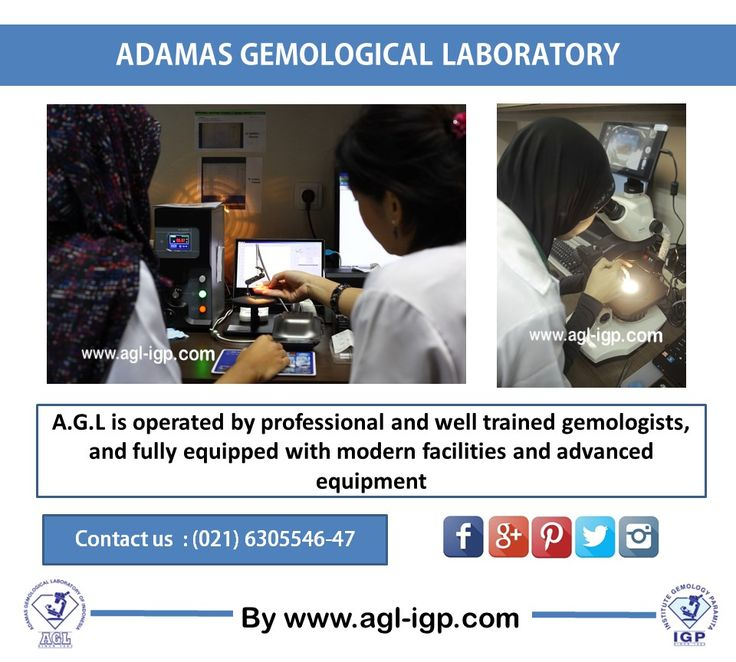 Adamas Gemological Laboratory of Indonesia has highly experienced for many years and is using equipped with world most wanted instruments.