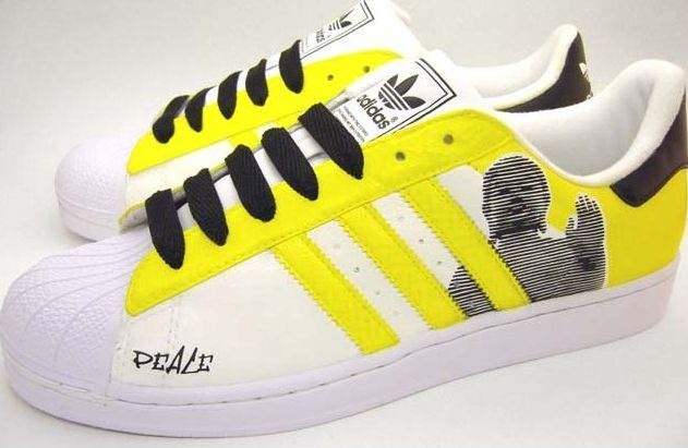 Adidas Superstar II Custom Design From Sole Brother