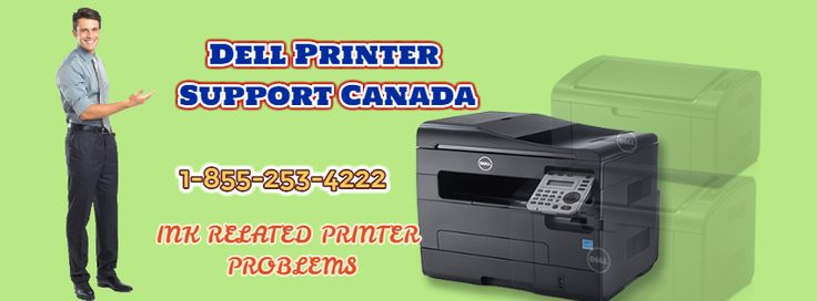 Ink Related Printer Problems  If your printer is do not work problem and you are facing any problem ink related like your fresh cartridge won't work, faced with clogged print heads, etc. than you can take help from our blog we are fix to in related problems in this blog if you want some more help than you can contact our dell experts for instant help. Our Dell Printer Helpline Number is 1-855-253-4222.
