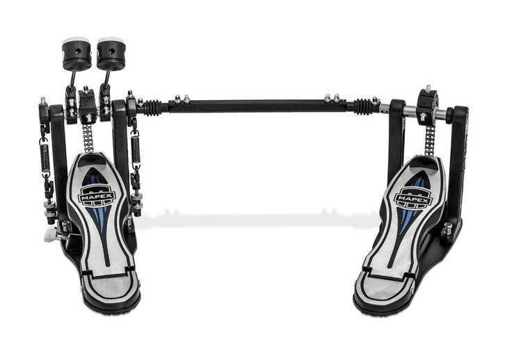 Mapex PF1000LTW Falcon Double Bass Drum Pedal | Left Lead