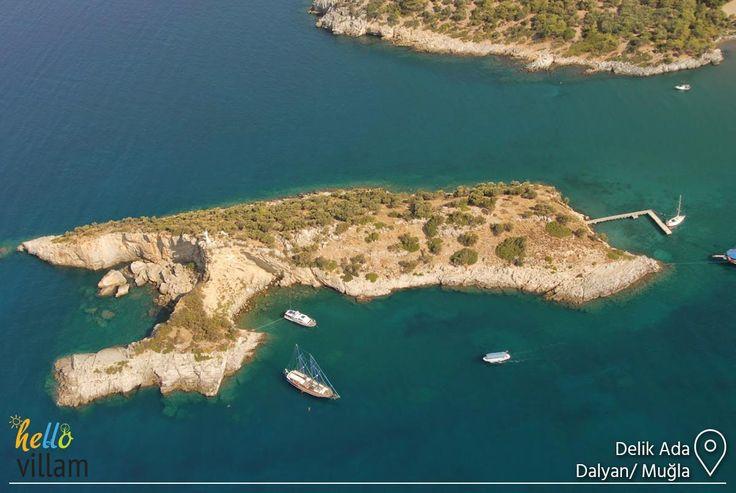 Yelkenleri Delik Ada'nın sularına çevirelim  ⛵