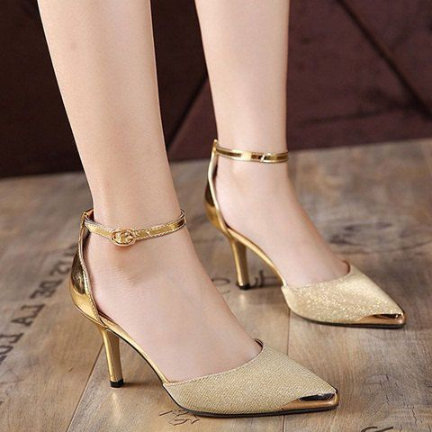 GET $50 NOW | Join RoseGal: Get YOUR $50 NOW!http://m.rosegal.com/pumps/metal-toe-two-piece-pumps-1013118.html?seid=9663341rg1013118