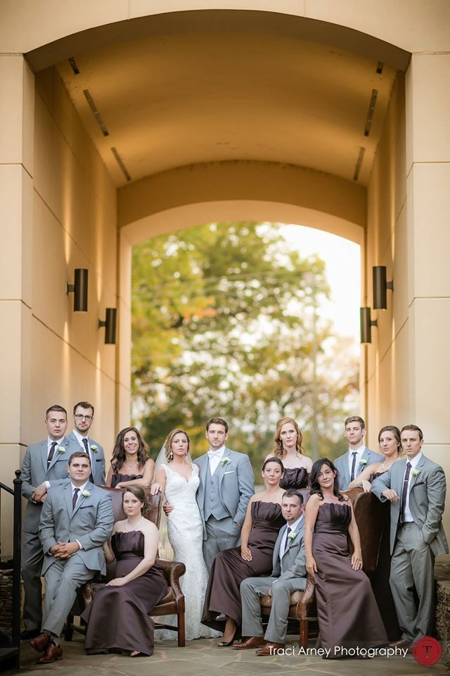 9 best greensboro dream wedding images on pinterest wedding places lauren brian october 2015 image via traciarneyphoto at revolution mill events center junglespirit Gallery
