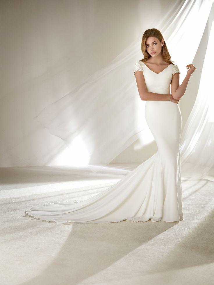nude-beads-wedding-dresses-petite
