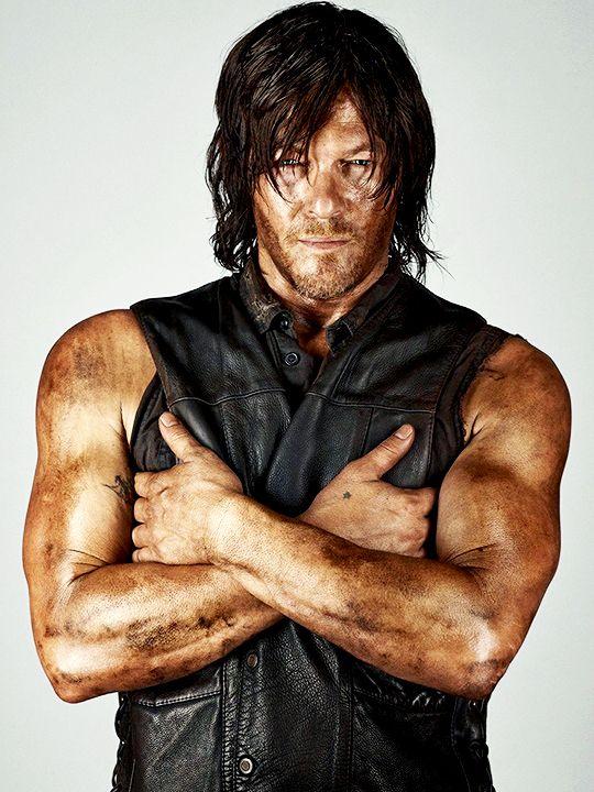 Dixon - der einzige Mann der so dreckig ist ud man doch auf schmutzige Gedanken kommt