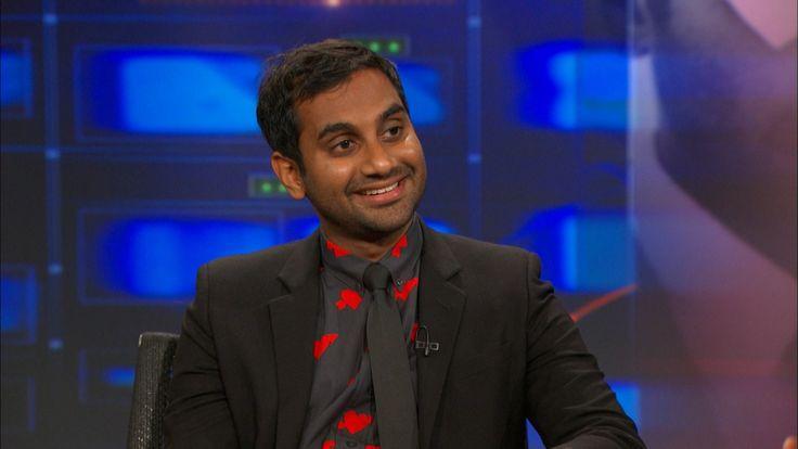 Hilarious Aziz ansari Entertaining