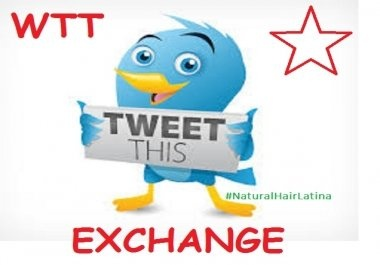 -ad #Tweet Exchange : Want to Trade? - #SEOClerks  #journalist #writer  #lol #MicroJobs