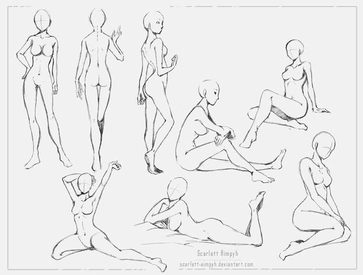 104 - Training - female body 3 by Scarlett-Aimpyh