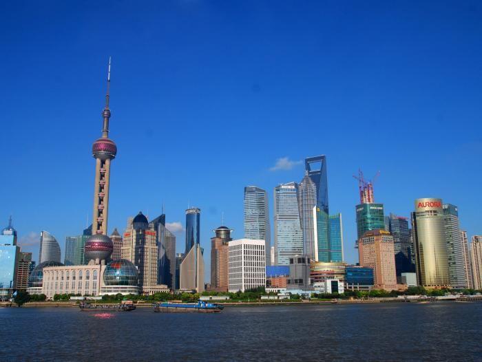 Shanghai, China: un punto clave para las inversiones extranjeras donde instalan muchas de sus corporaciones. También es uno de l