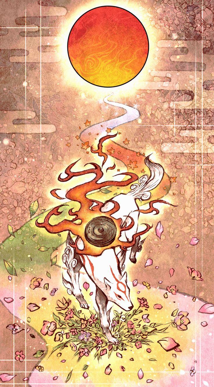 /Amaterasu/#404290 - Zerochan | Okami | Clover Studio | Capcom