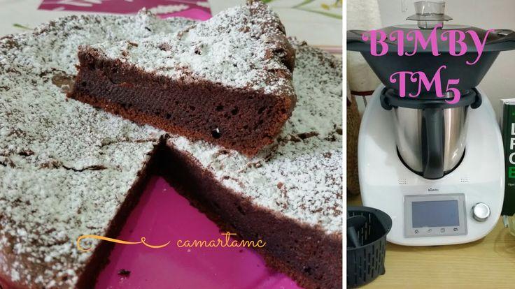 BIMBY TM5: TORTA TENERINA CON CUORE CREMOSO al cioccolato fondente | RIC...