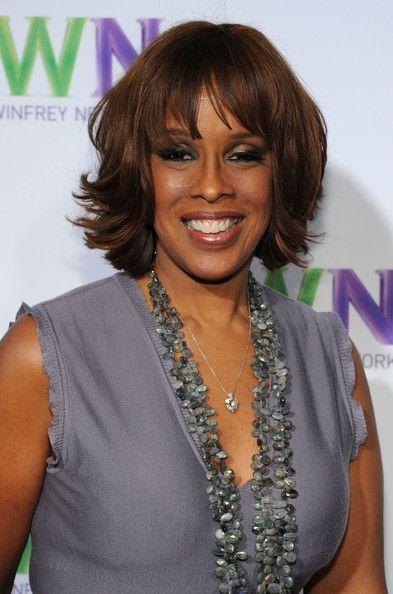 Gayle King, co-anchor CBS News