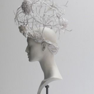 Chanel head piece