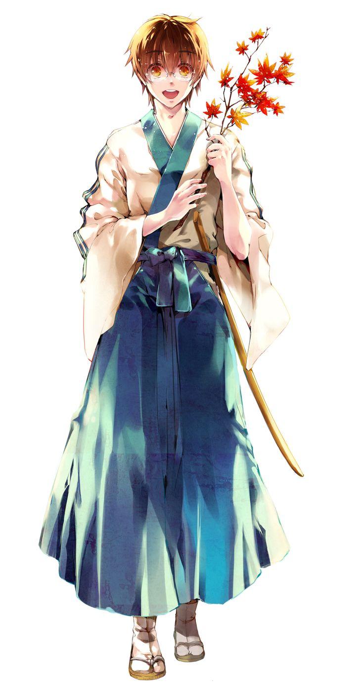 Gintama. Shimura Shinpachi