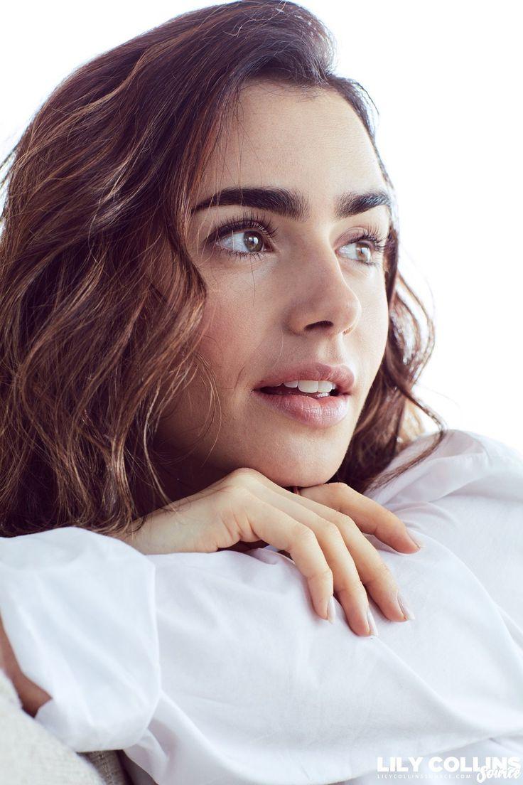 Lily Collins - 2017 Lancôme ad campaign More