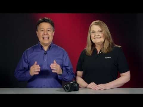 Shooting Video with your Canon EOS Rebel Camera (Part 1) - YouTube