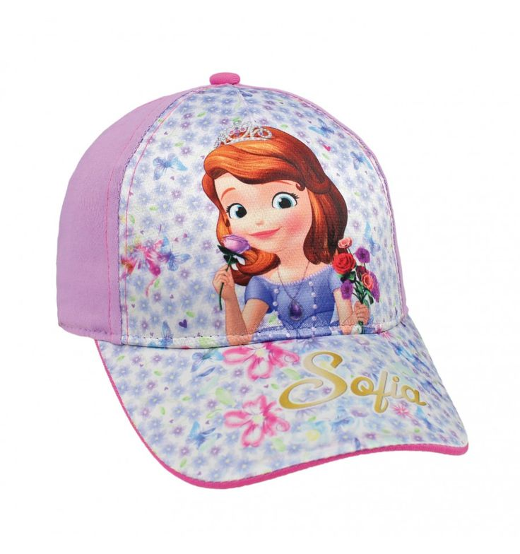 BabyTreasure- Καπέλο παιδικό SOFIA THE FIRST - Sofia The First - 5,90€