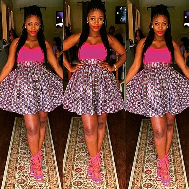sexy party dresses for ankara style