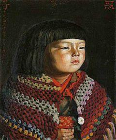 Ryūsei Kishida (岸田 劉生 Kishida Ryūsei?, June 23, 1891 - December 20, 1929)