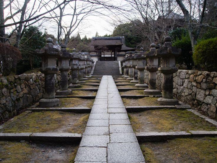 Miidera, Shiga JAPAN