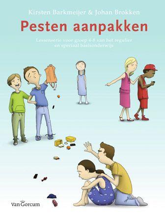Deze lessenserie pakt pesten aan, want pesten hoort niet, ook niet in de basisschool!