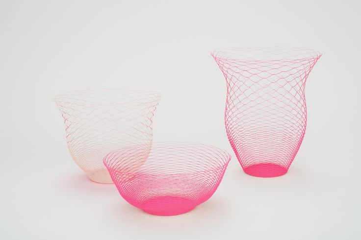 The pink airvases!