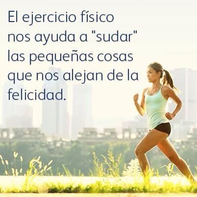 Deporte La actividad física fortalece la salud